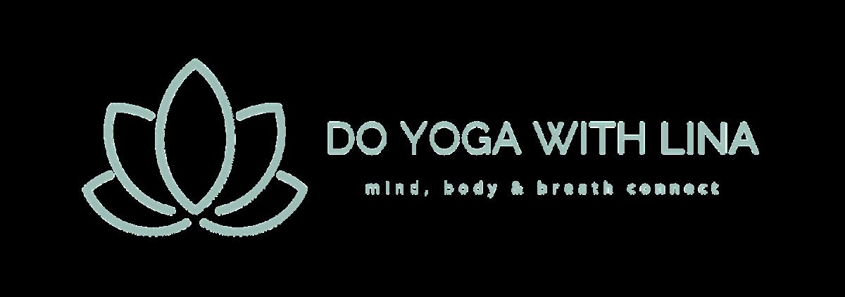 Do Yoga with Lina Logo
